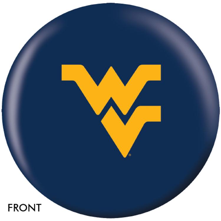 OTB NCAA West Virginia Mountaineers Bowling Ball