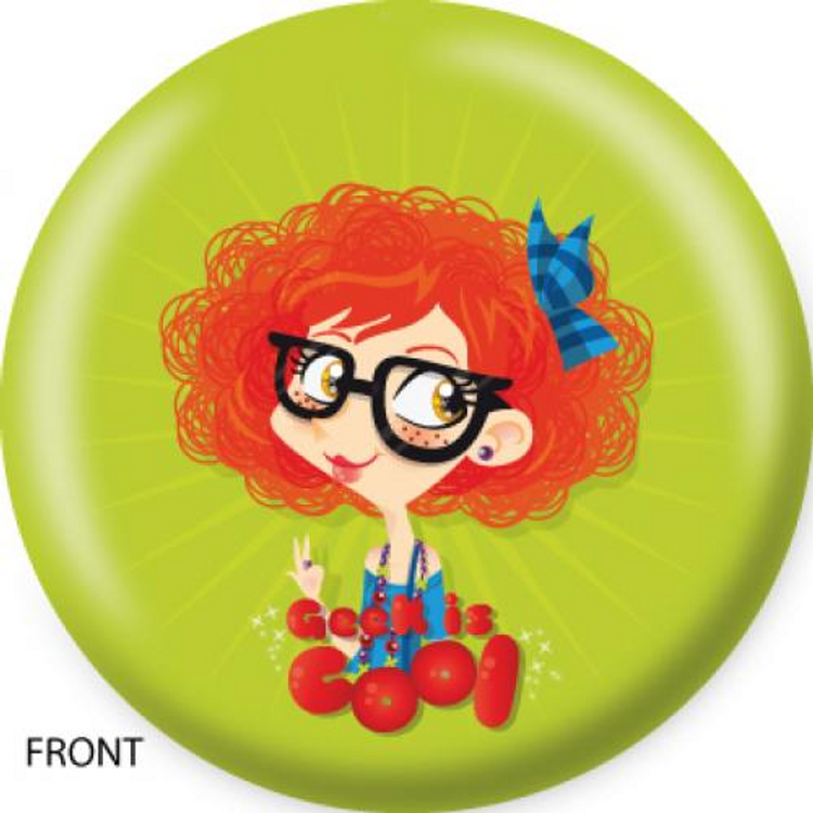 OTB Aida Sofia Cool Geek Bowling ball
