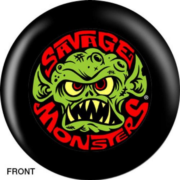 OTB Dave Savage Savage Monsters Bowling ball