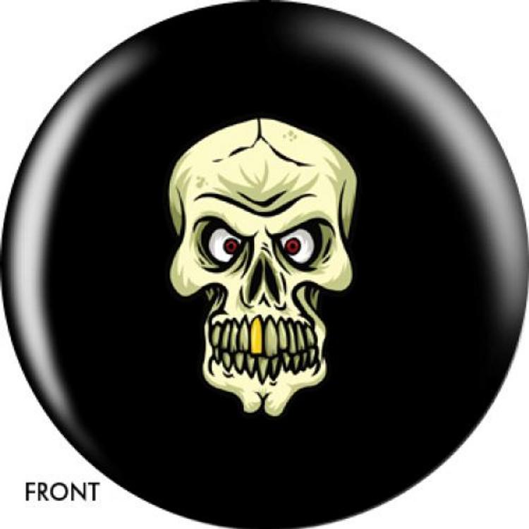 OTB Dave Savage Skull Bowling ball