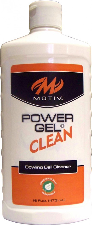 Motiv Power Gel Clean 16 oz  Bowling Ball Cleaner