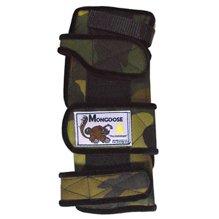 Mongoose Optimum Left Hand Wrist Positioner Camo