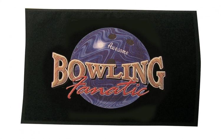 Master Bowling Fanatic Bowling Towel