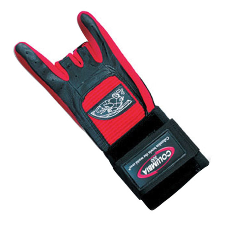 Columbia 300  Pro Wrist Glove Red Right Hand