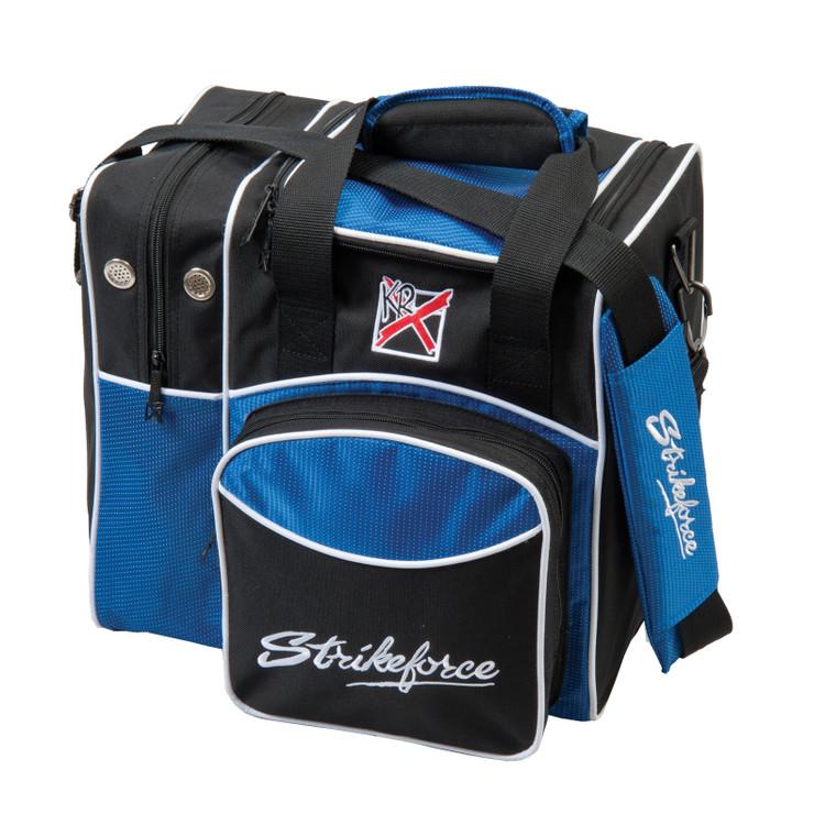 KR Flexx 1 Ball Single Tote Bowling Bag Royal