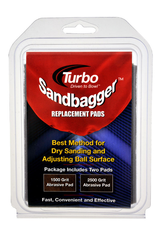 Sandbagger replacement pads