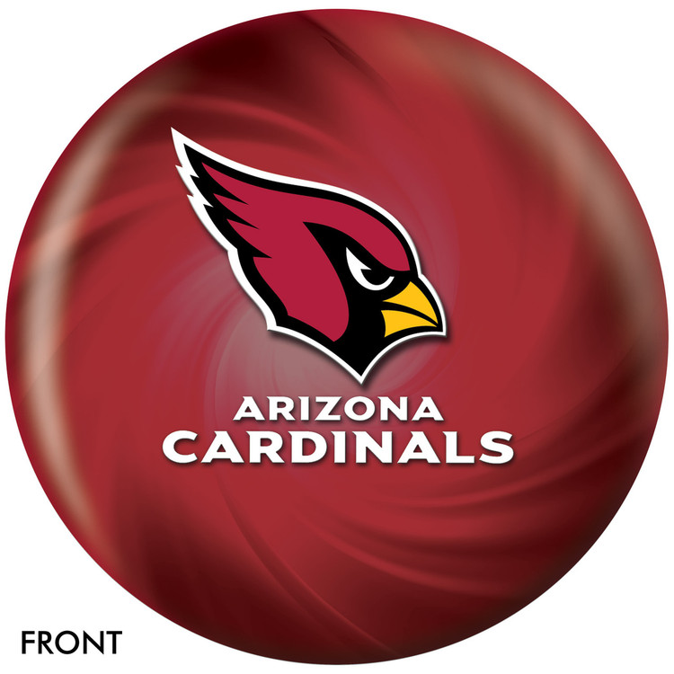 NFL Bowling Ball Arizona Cardinals