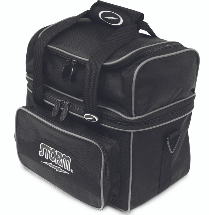 Storm Flip Tote 1 Ball  Bowling Bag Black