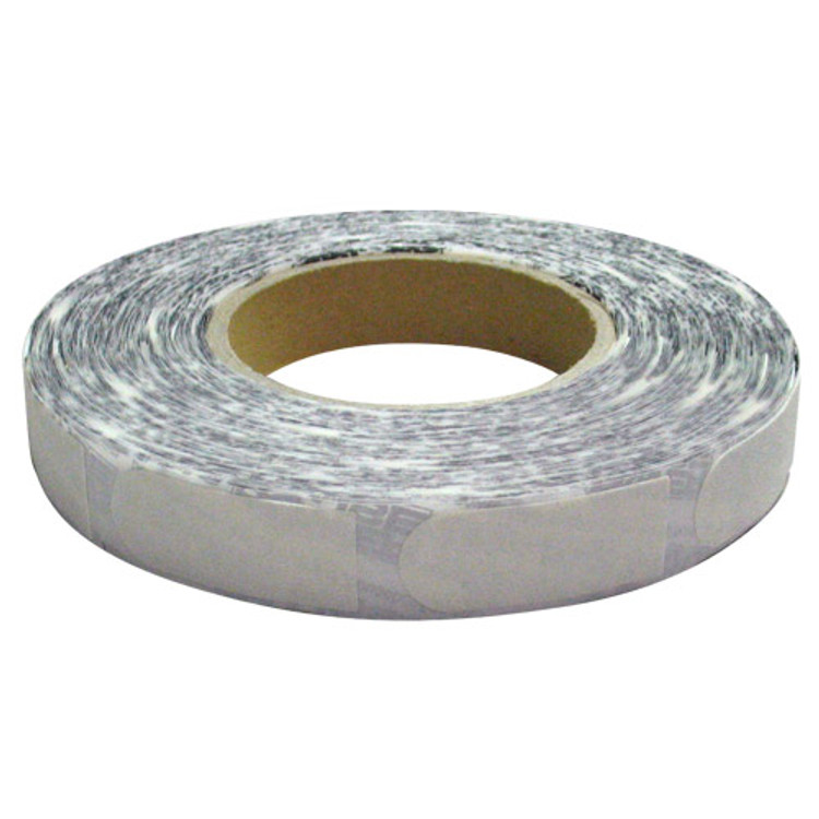 "Powerhouse 3/4"" White Bowler's Tape 500 Roll"