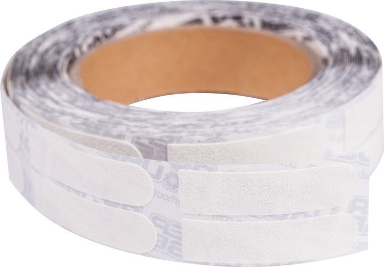 "Powerhouse 1/2"" White Bowler's Tape 500 Roll"