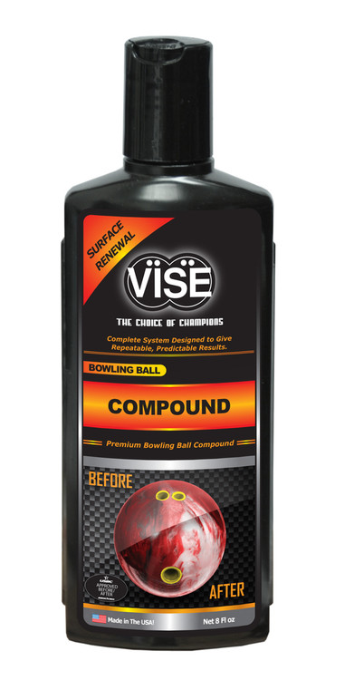 Vise Bowling Ball Compound 8oz