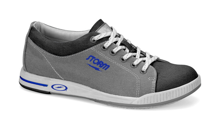 Storm Gust Men's Bowling Shoes Grey Black Blue