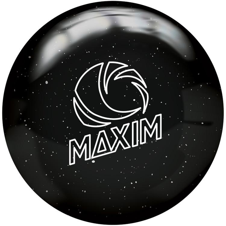 Ebonite Maxim Bowling Ball Night Sky Front View