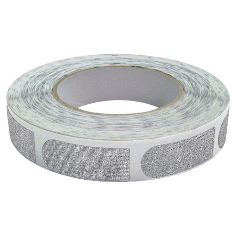 "Real Bowlers Tape 3/4"" Silver 500 Roll"