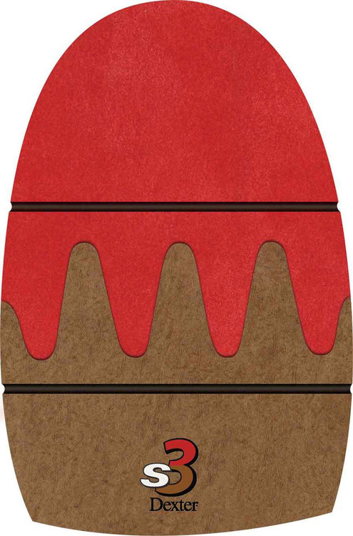 Dexter Replacement Sole THE 9 THS3 bottom view