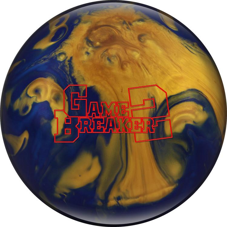 Ebonite Game Breaker 2 Gold Bowling Ball