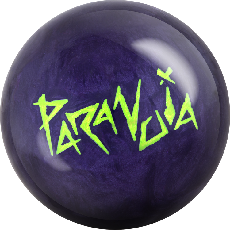 Motiv Paranoia Bowling Ball