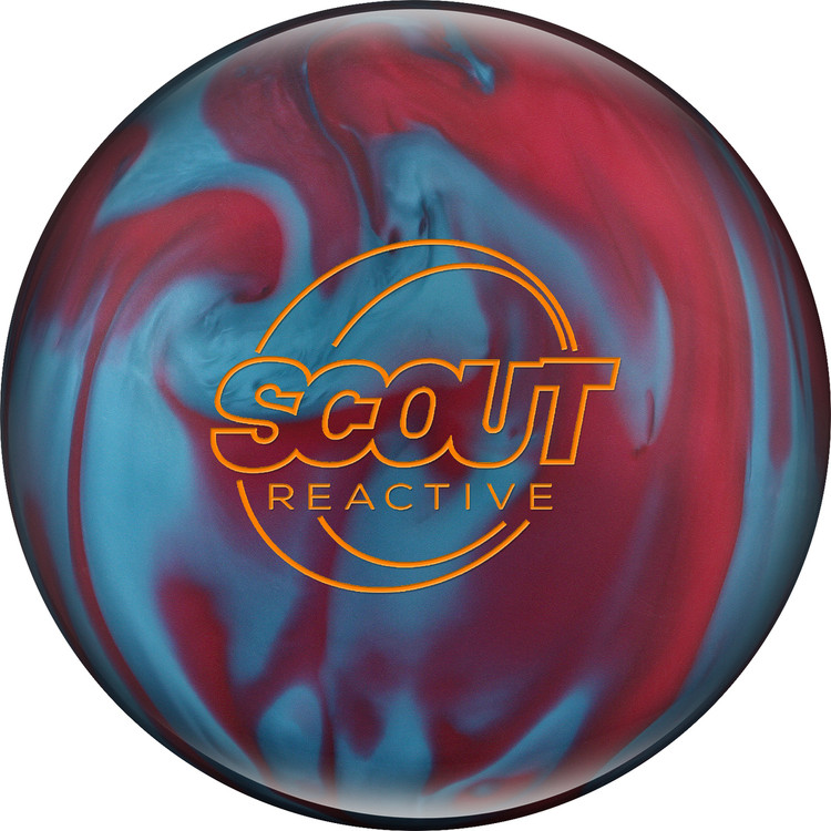 Columbia 300 Scout Bowling Ball Raspberry Blue