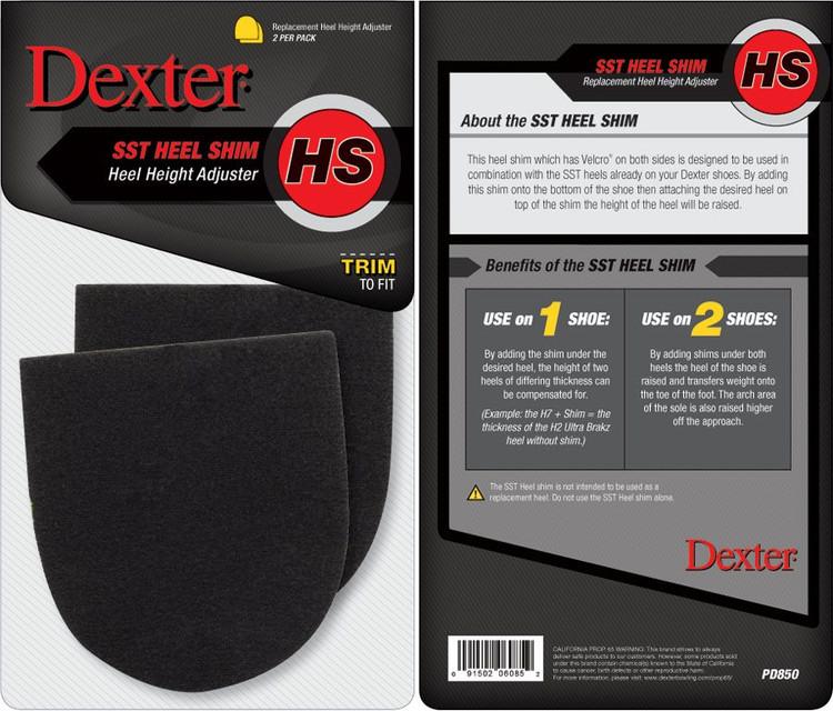 Dexter Replacement Heel Shim