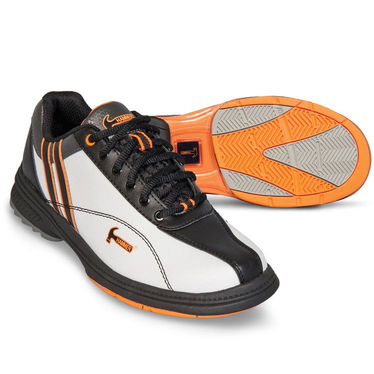 Hammer Vixen Women's Performance Bowling Shoes White Black Orange