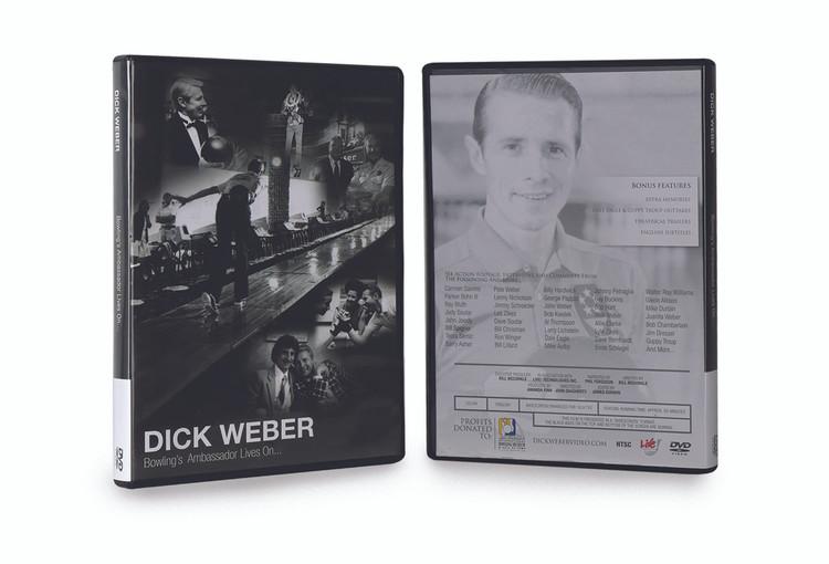 Storm Dick Weber Bowling DVD