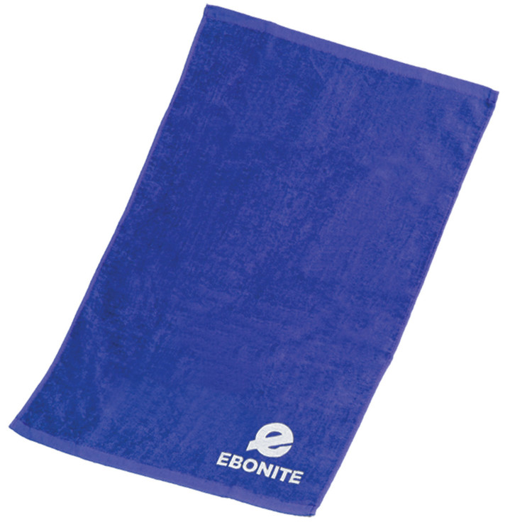 Ebonite Solid Cotton Towel Royal