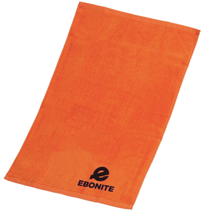 Ebonite Solid Cotton Towel Orange