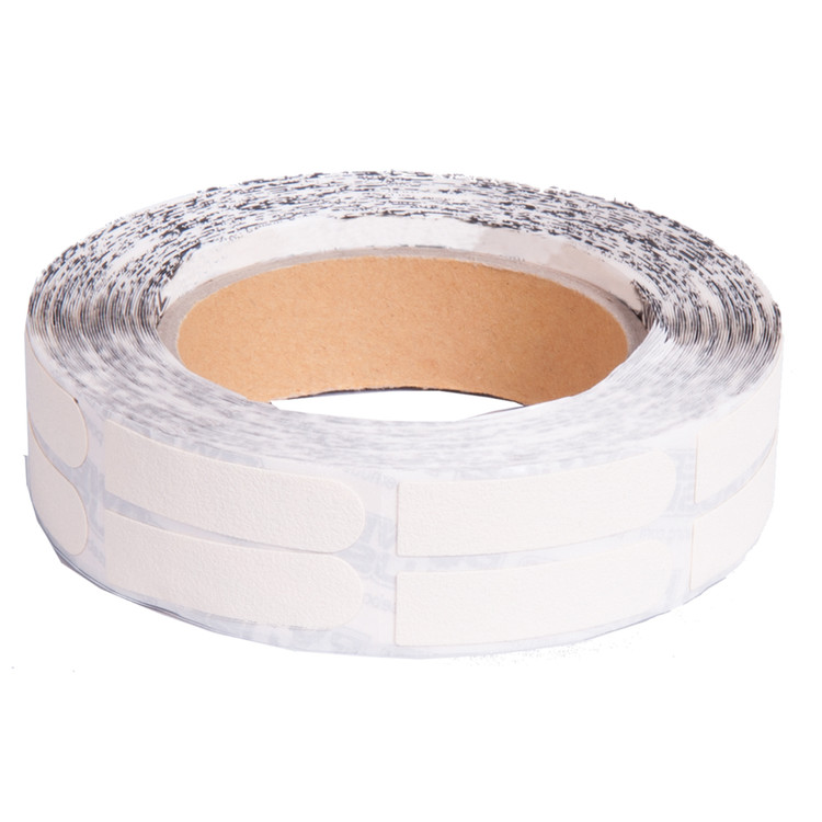 "Powerhouse 1/2"" White Bowler's Tape 100 Roll"