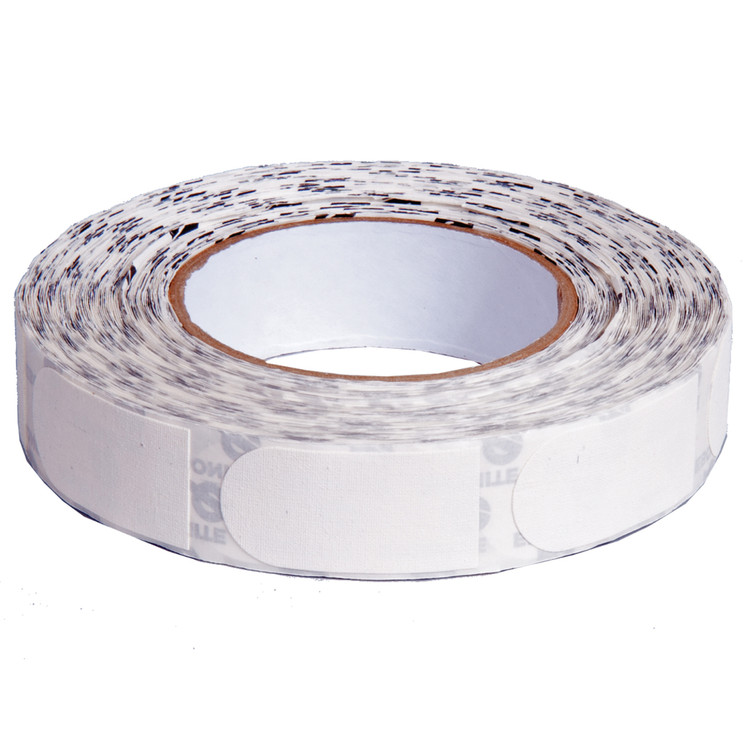 "Powerhouse 1"" White Bowler's Tape 100 Roll"