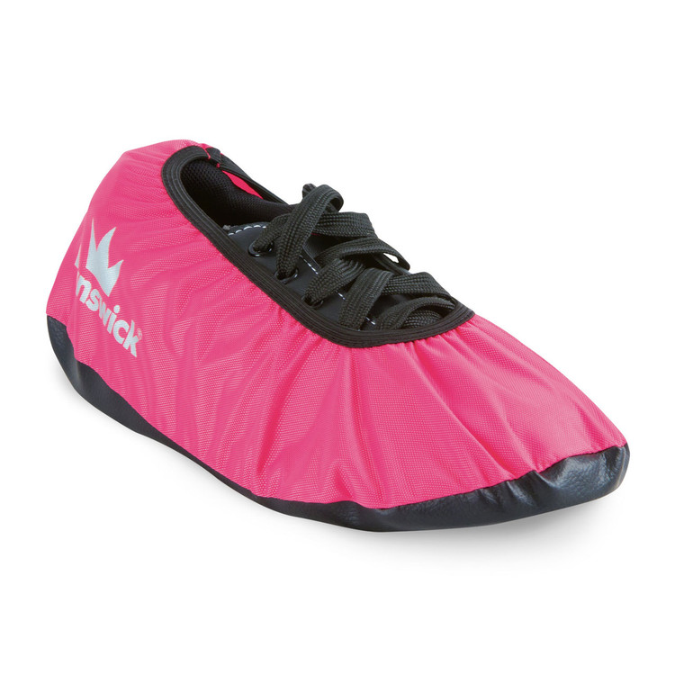 Brunswick Shield Shoe Cover Pink