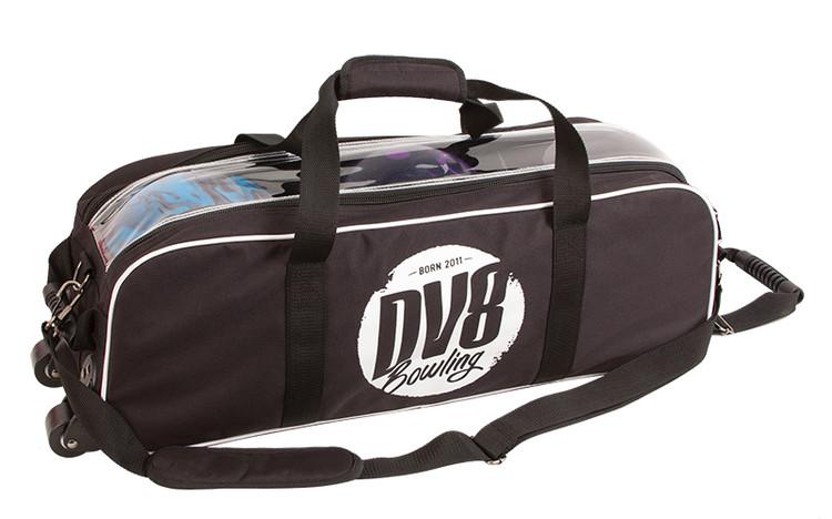 DV8 Tactic Triple Tote Bowling Bag