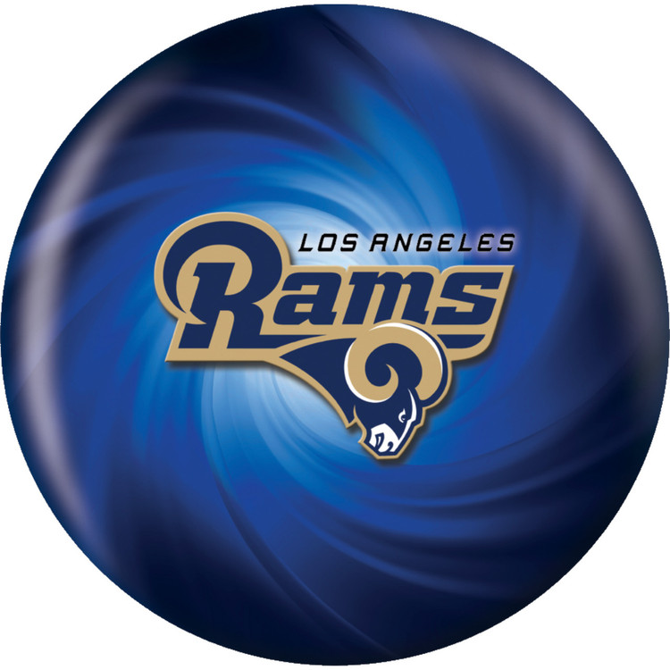 Los Angeles Rams Front logo