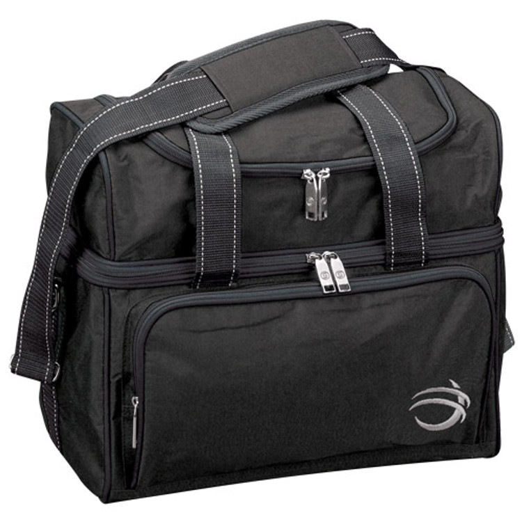BSI Taxi 1 Ball Single Tote Bowling Bag Black