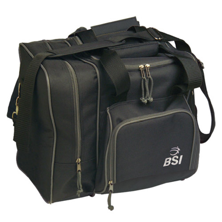 BSI Deluxe Bag in Black