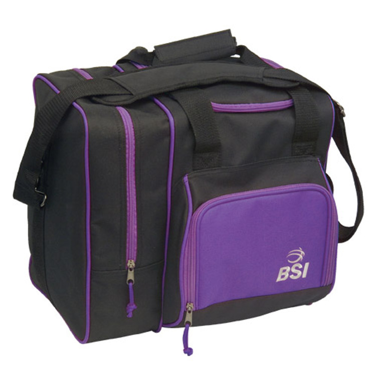 BSI Deluxe Bag in Purple