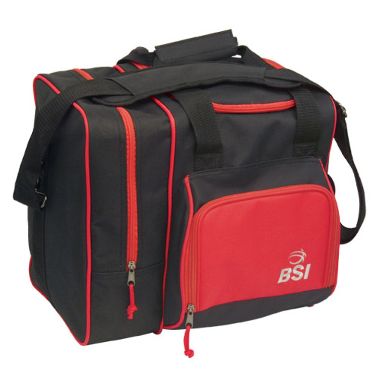 BSI Deluxe Bag in Red