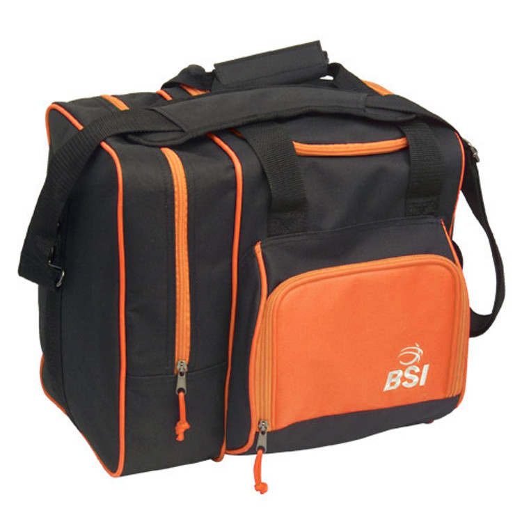 BSI Deluxe Bag in Orange