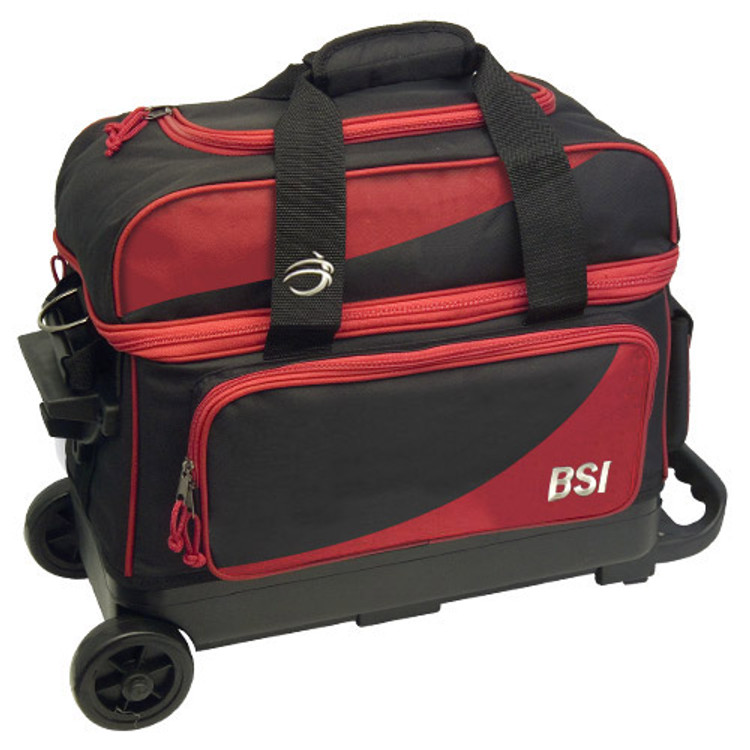 BSI Prestige Double Roller Red Front View