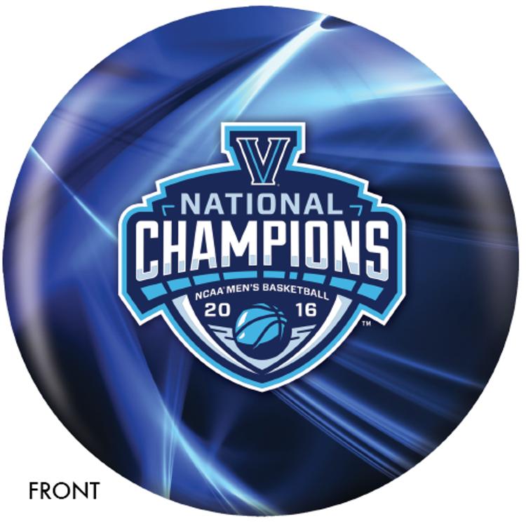 OTB NCAA Villanova 2016 National Champions Bowling Ball