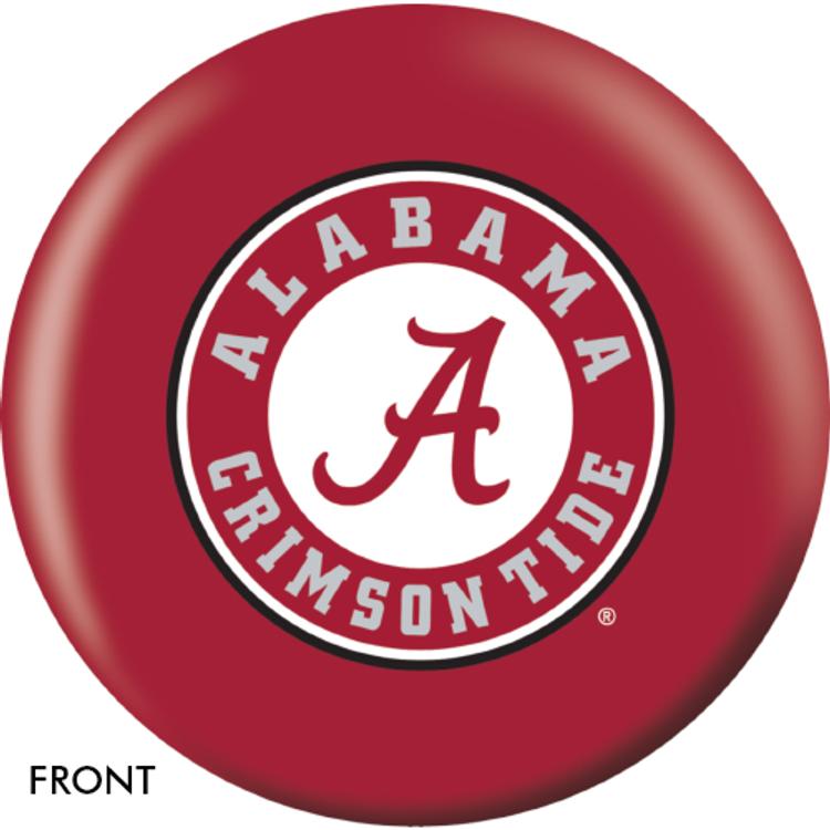 OTB NCAA Alabama Crimson Tide Bowling Ball