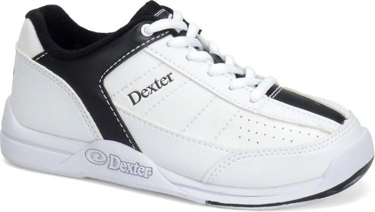 Herren Bowlingschuhe Dexter Ricky IV black alloy sehr leicht und bequem