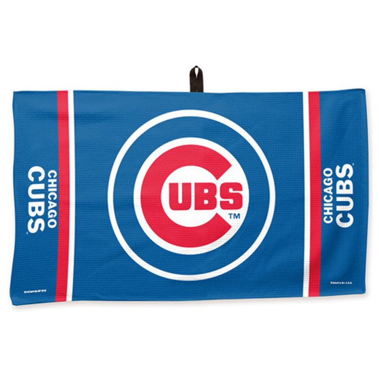 New Master MLB Bowling Towel Chicago Cubs