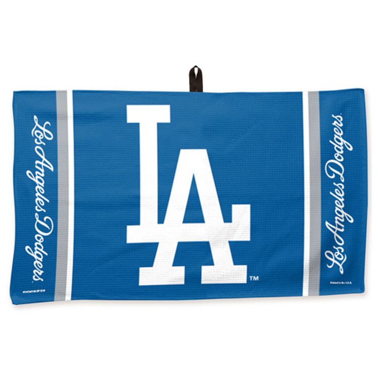 New Master MLB Bowling Towel Los Angeles Dodgers
