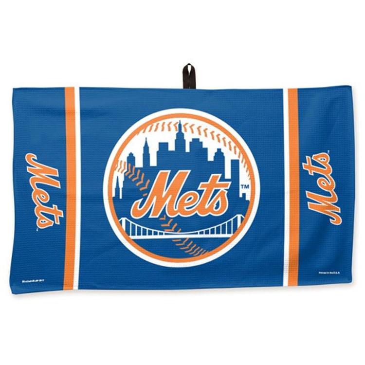 New Master MLB Bowling Towel New York Mets