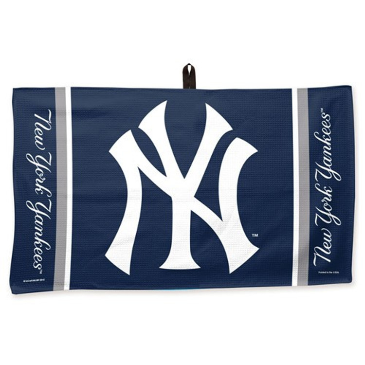 New Master MLB Bowling Towel New York Yankees