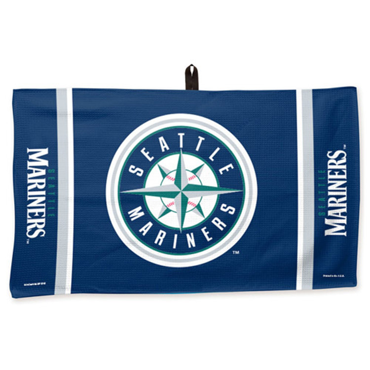 New Master MLB Bowling Towel Seattle Mariners