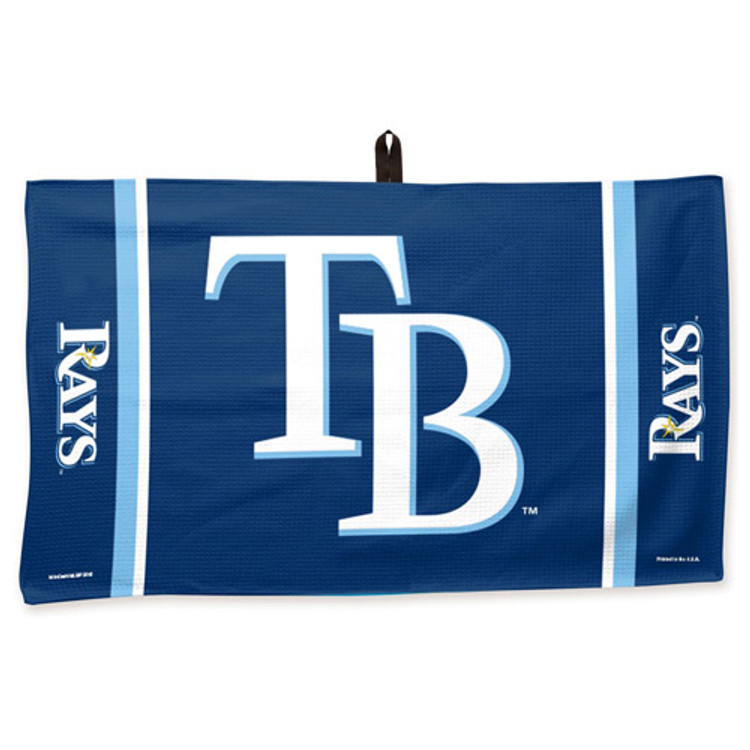 New Master MLB Bowling Towel Tampa Bay Rays