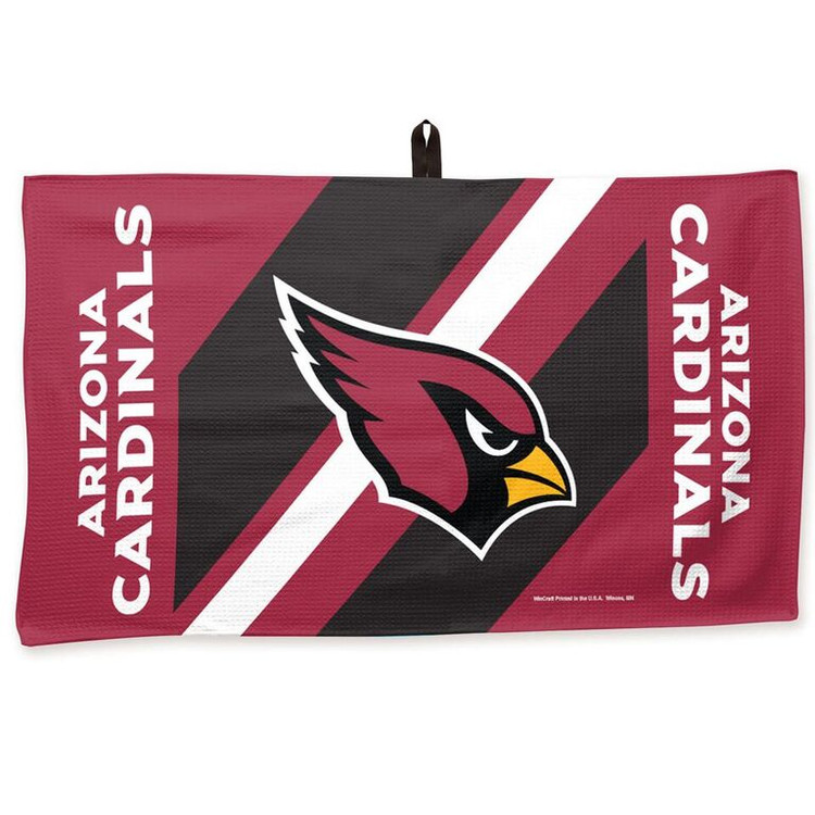 Master NFL Bowling Towel Arizona Cardinals