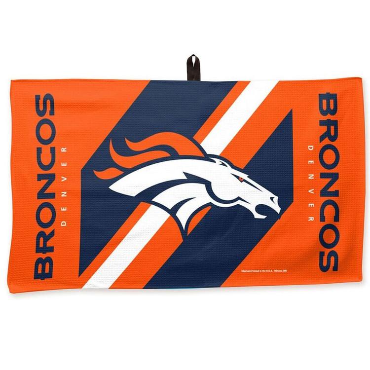Master NFL Bowling Towel Denver Broncos