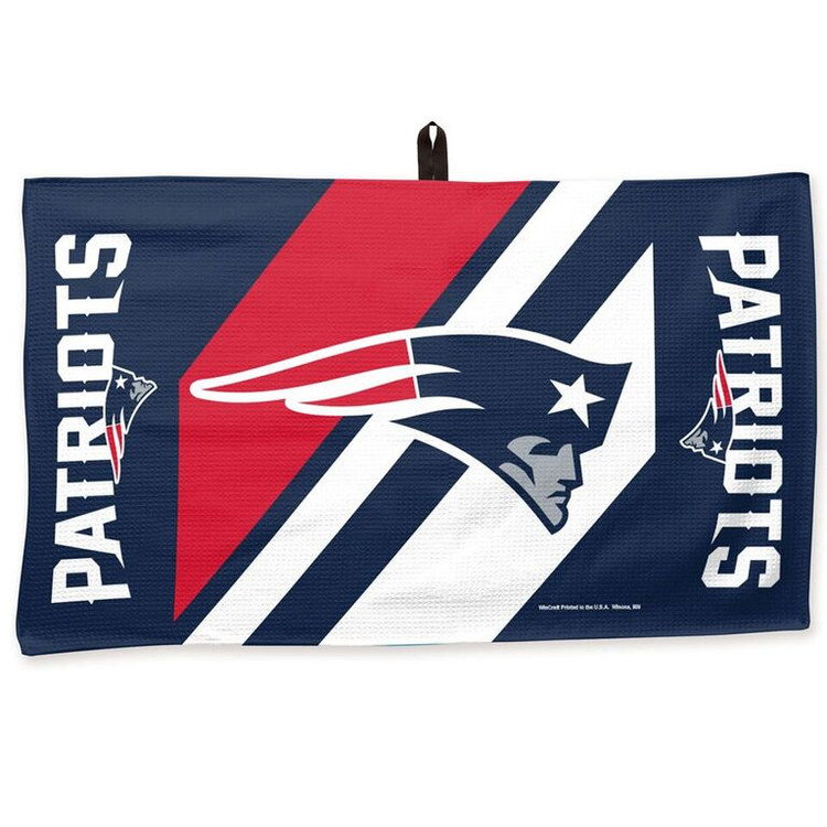 Master NFL Bowling Towel New England Patriots